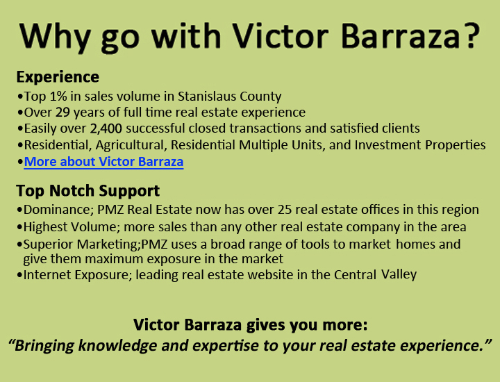 More about Victor Barraza
